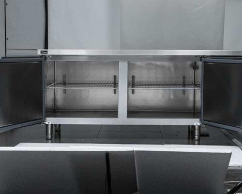南平不銹鋼廚具設備