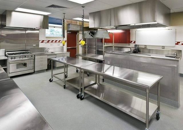 不锈钢厨具订做要如何进行保养?