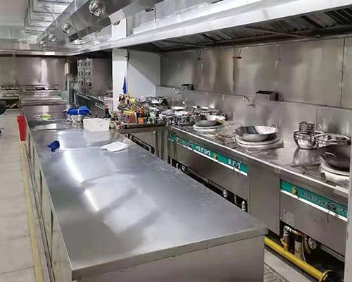 福州市高新區龍崗酒店開業大吉酒店不銹鋼廚房設備