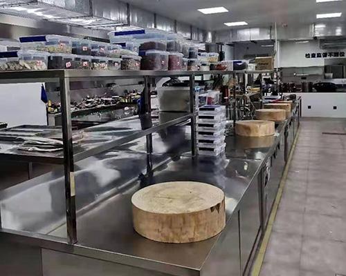 福建酒店厨房设备