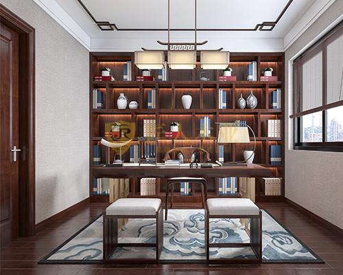 福州实木书柜设计