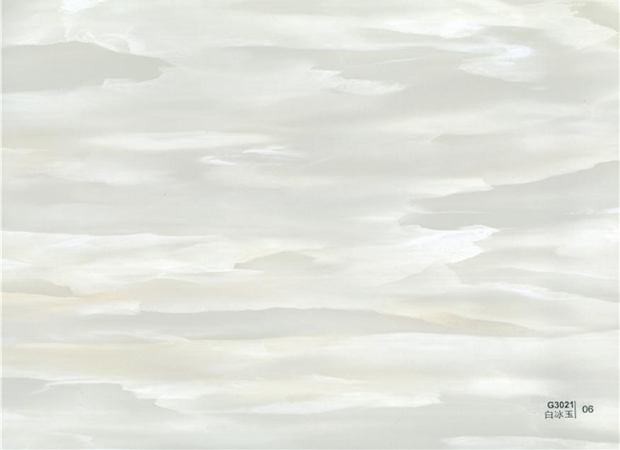 白冰玉集成板