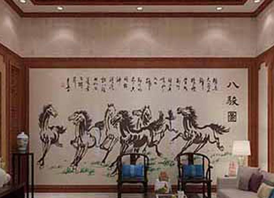 福州竹木纤维集成墙面