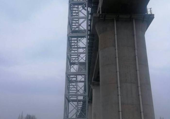 福州安全笼梯