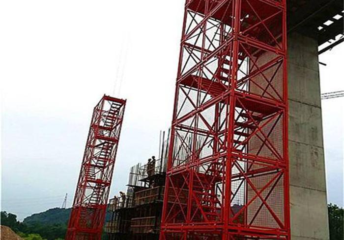 福州工地梯笼