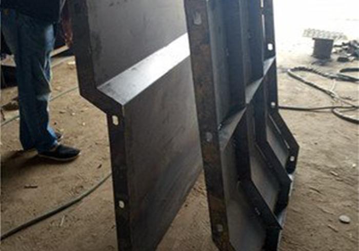道路防撞护栏模板