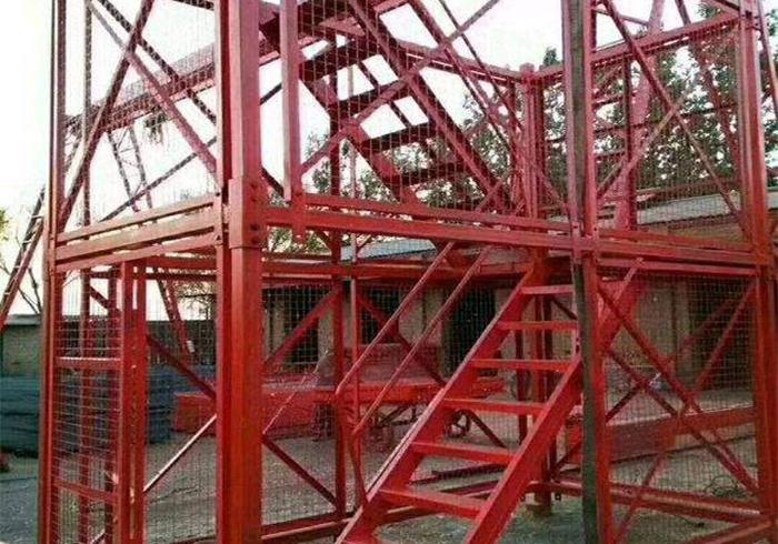 安全式梯笼