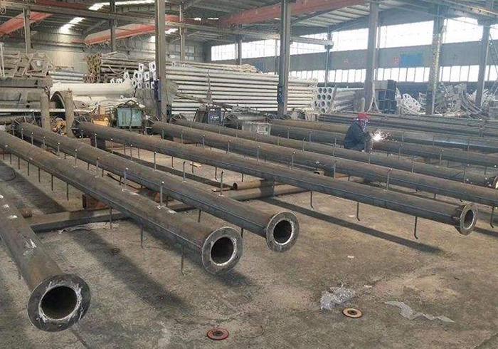 钢构件焊接