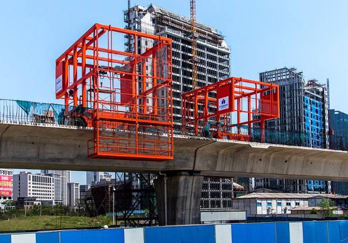 高桥防撞护栏