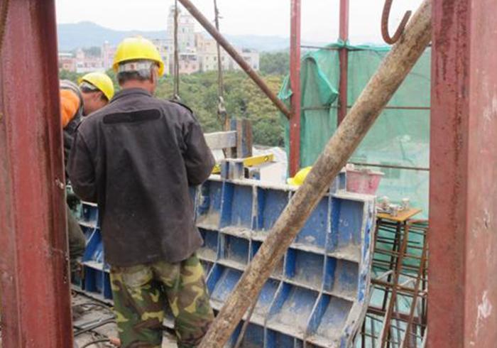 工地防撞栏施工