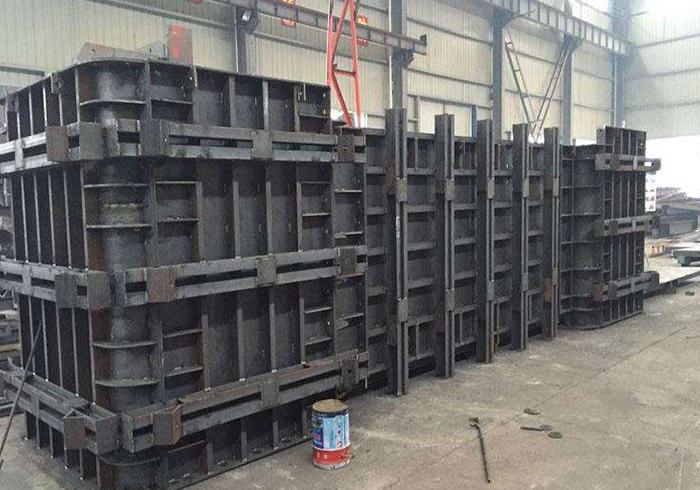 定型鋼模板橋梁模板