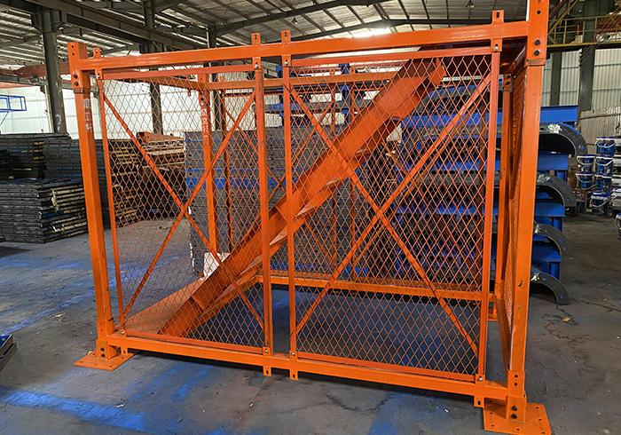 工地安全梯笼