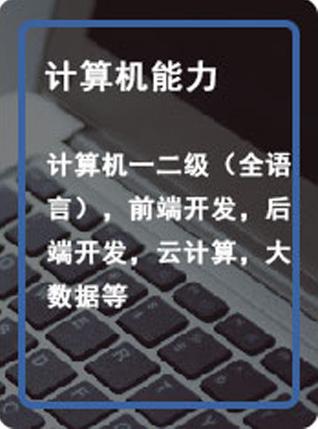 计算机能力