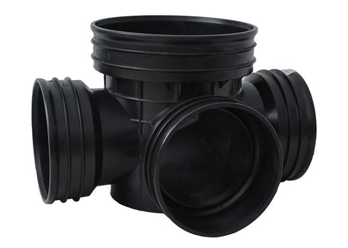 污水流槽系列-三通井座