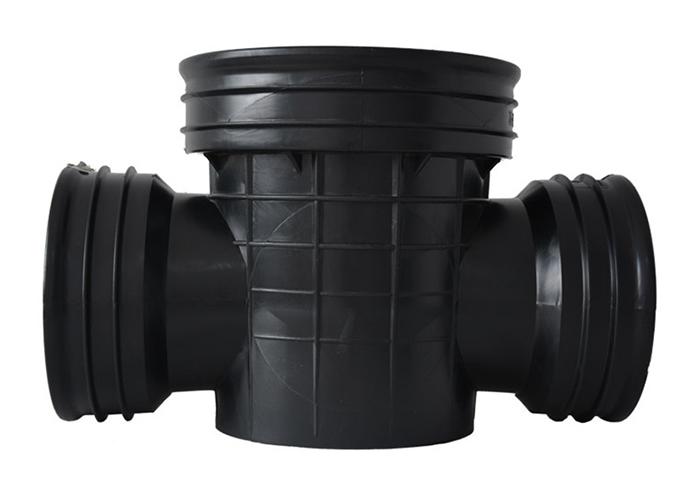 污水流槽系列-直通井座