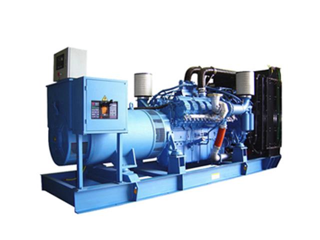 康明斯柴油发电机组安装的较好方案