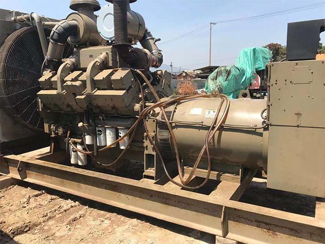 应急柴油发电机