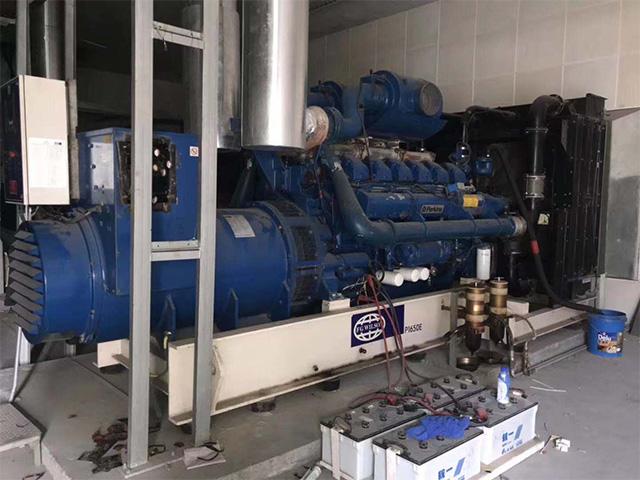 200kW柴油发电机组常见故障有哪些?