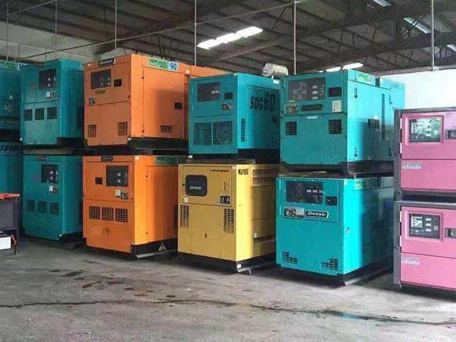 自动柴油发电机