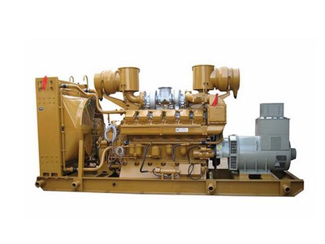 400KW山东济柴柴油发电机组