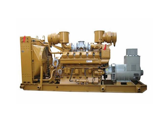 500KW山东济柴柴油发电机组