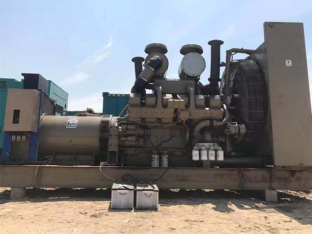 备用柴油发电机