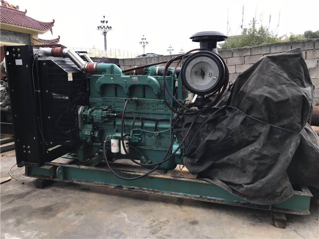 福州柴油发电机组的主要噪声是如何产生的?