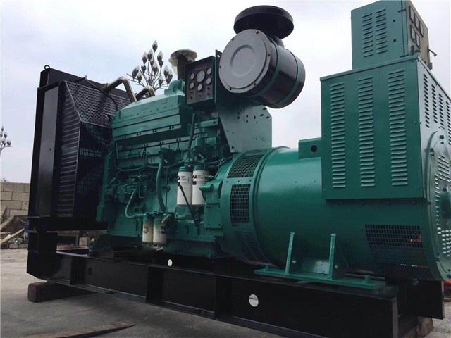 康明斯400KW柴油发电机