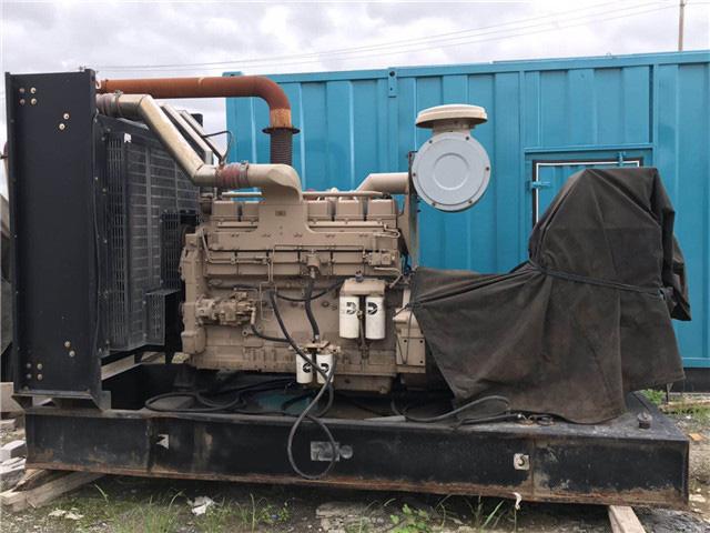 康明斯500KW柴油发电机