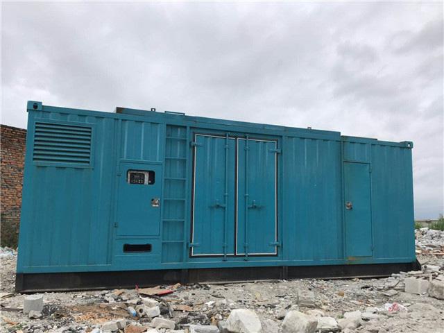 康明斯500KW发电机