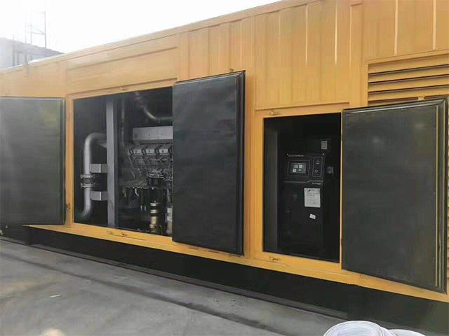 日本三菱1000KW柴油发电机