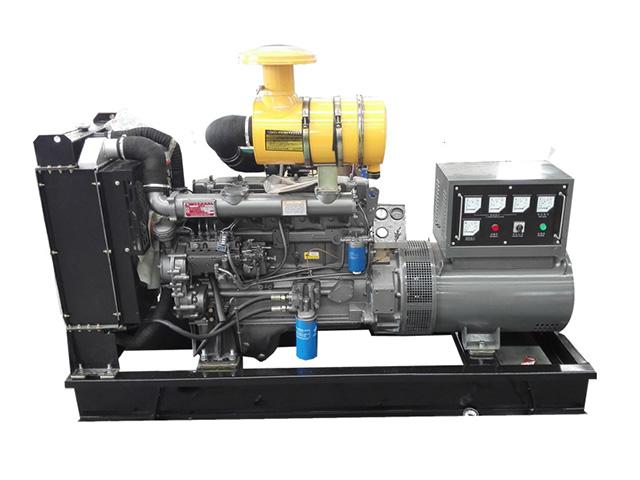 75KW潍柴柴油发电机组