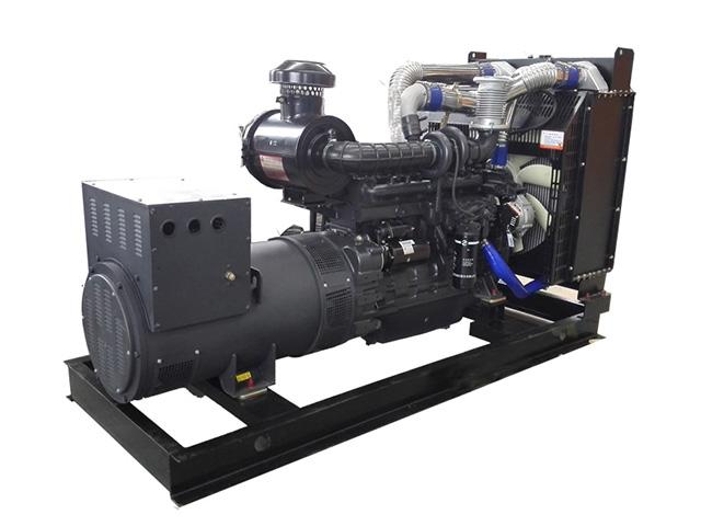80KW上柴股份柴油发电机组