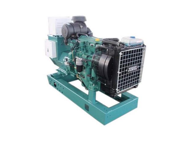 68KW沃尔沃柴油发电机组