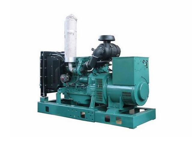 80KW沃尔沃柴油发电机组