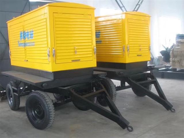 移动电站型柴油发电机