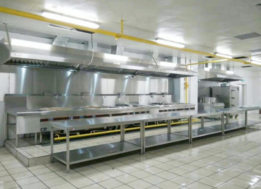 酒店厨房设备工程