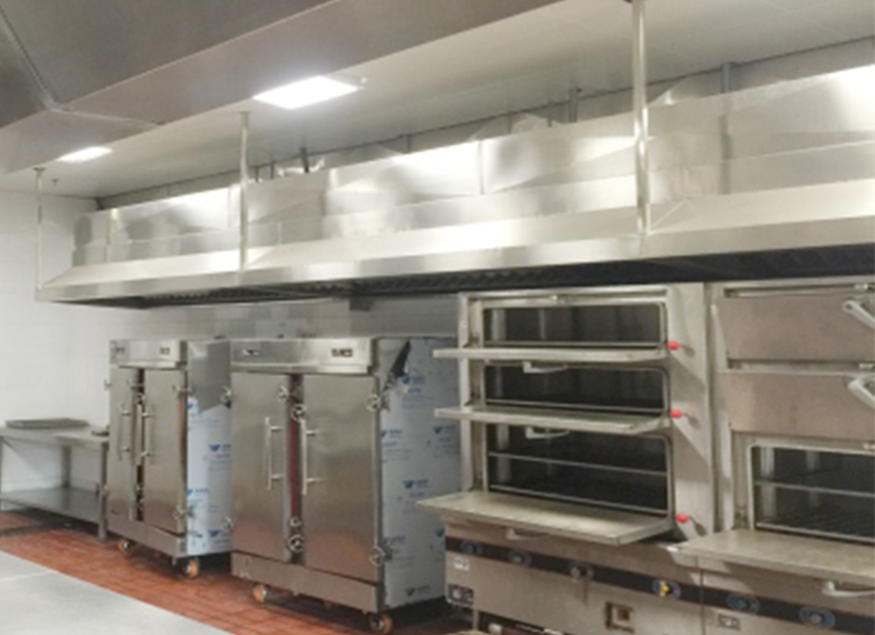 酒店厨房工程案例