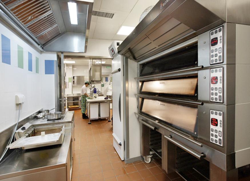 酒店大型厨房设备案例