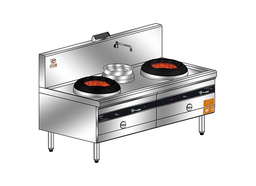 福州厨房设备厂家的商用厨具如何安装?