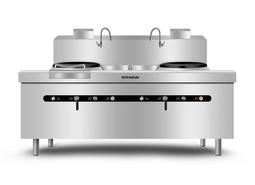商用厨房设备新风系统的设计和安装