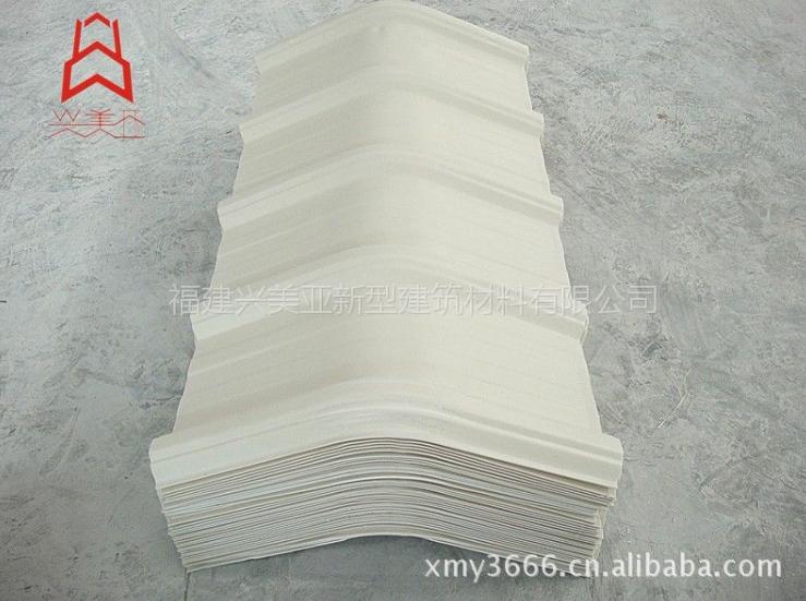 聚酯PVC防腐瓦