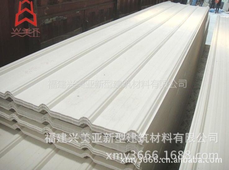 PVC塑钢屋面瓦