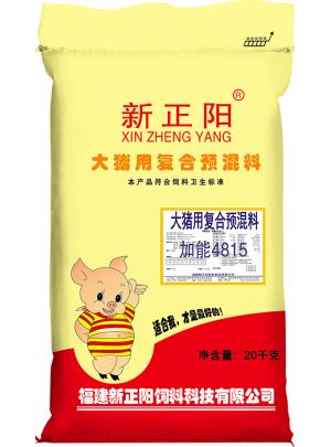 超級大豬(加能4815)