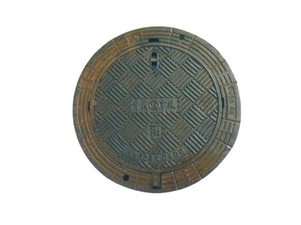 球墨铸铁防盗井盖