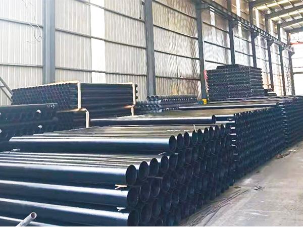 离心机制柔性铸铁排水管