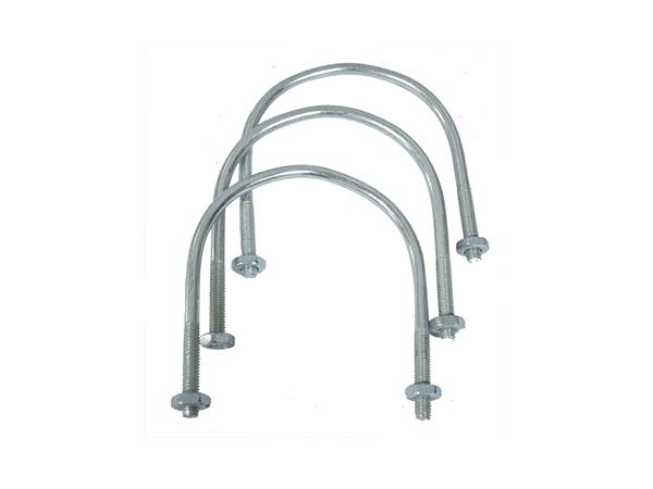 铸铁排水管W型配件U型卡