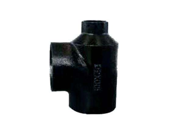 铸铁排水管W型配件平口三通