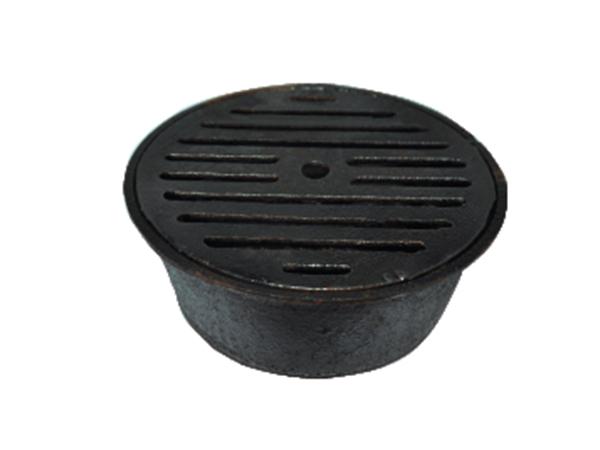 铸铁排水管W型配件丝扣地漏