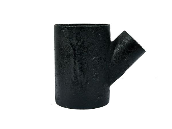 铸铁排水管W型配件斜三通/斜四通